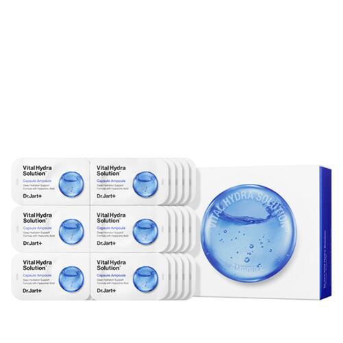 신세계인터넷면세점-닥터자르트-Face Masks & Treatments-바이탈 하이드라 솔루션 캡슐 앰플 30캡슐