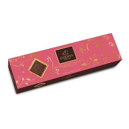 신세계인터넷면세점-고디바-CookieSnack-Lady Godiva Dark Biscuits (12 pieces) 95g