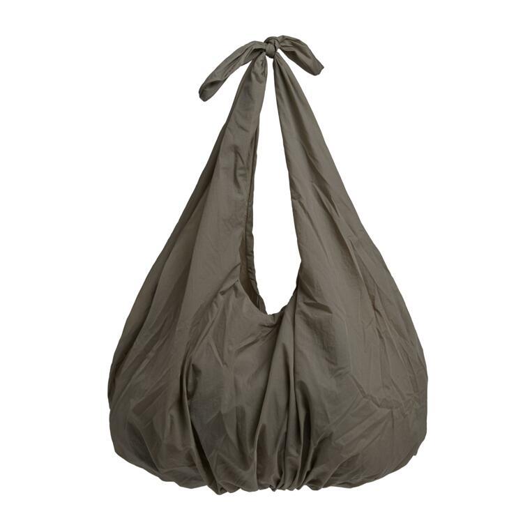 韩际新世界网上免税店-SURFEA-女士箱包-DUMPLING BAG - 卡其色单肩包
