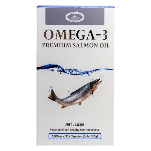신세계인터넷면세점-네이쳐스탑-Omega3-OMEGA-3(오메가 쓰리) 1,000mg x 365캡슐