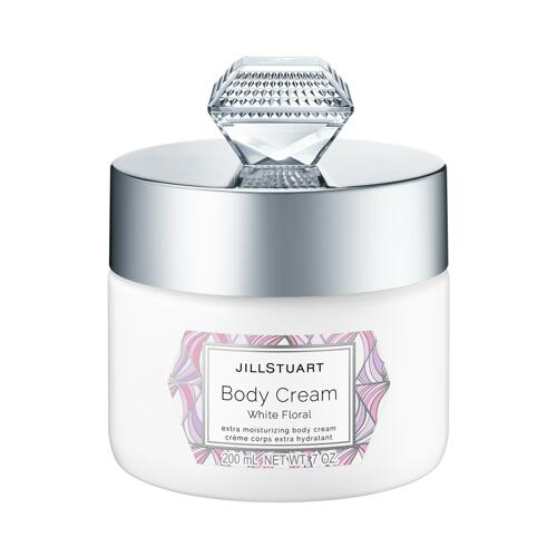 韩际新世界网上免税店-吉尔斯图尔特(COS)--Body Cream White floral 润肤乳 200g