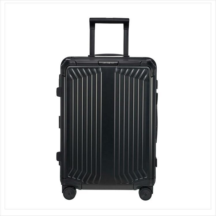 신세계인터넷면세점-쌤소나이트-여행용가방-CS009001(A) LITE-BOX ALU SPINNER 55/20 BLACK