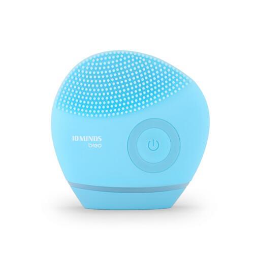韩际新世界网上免税店-BREO-Healthcare-AQUA CLEANSER 洁面仪 蓝色