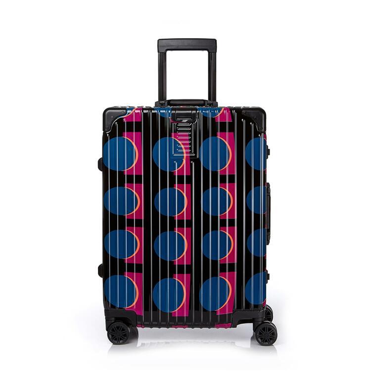 韩际新世界网上免税店-LUCKYPLANET-旅行箱包-New Edge suitcase 26_joj 行李箱