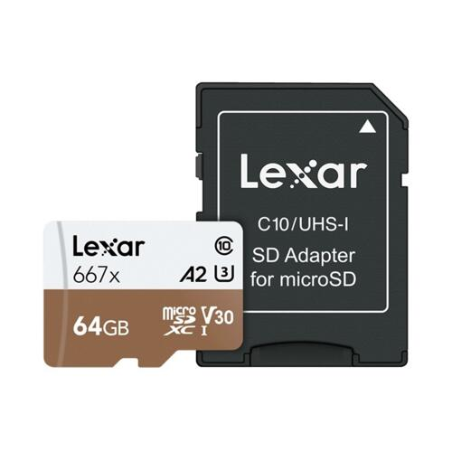 신세계인터넷면세점-렉사-CameraAcc-MicroSD카드 667배속 64GB