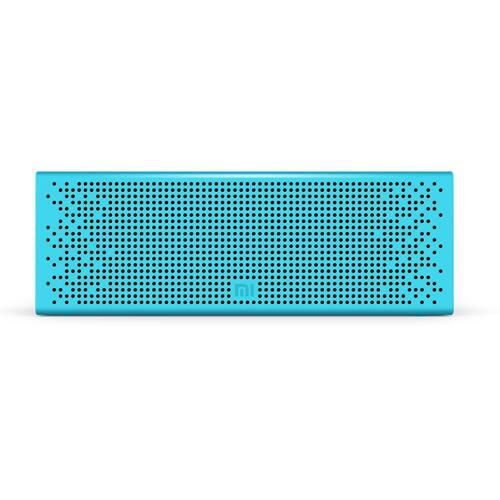 신세계인터넷면세점-샤오미-Speaker-블루투스 큐브박스 스피커 블루