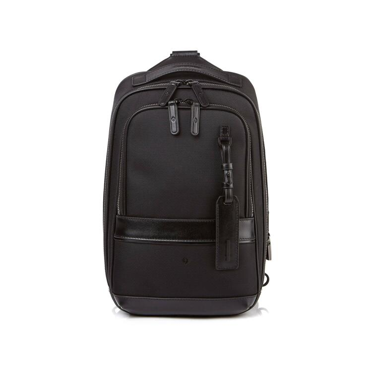 신세계인터넷면세점-쌤소나이트-남성 가방-BENSON SLING BAG BLACK