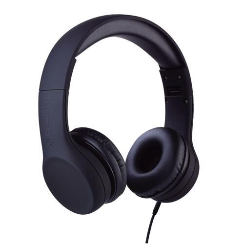 韩际新世界网上免税店-LILGADGETS-EARPHONE_HEADPHONE-BASIC BLACK 耳机 (3~7岁)