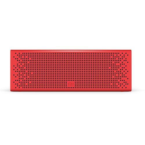 신세계인터넷면세점-샤오미-Speaker-블루투스 큐브박스 스피커 레드