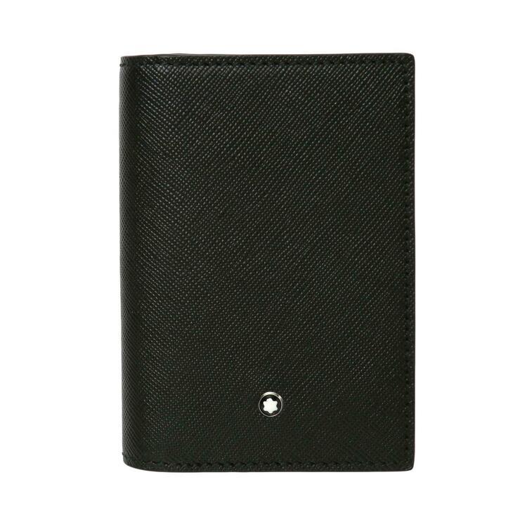 신세계인터넷면세점-몽블랑-지갑-U0113223(사토리얼 명함 지갑 #블랙)