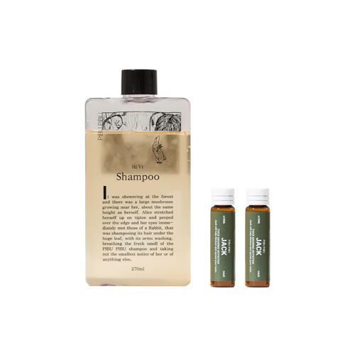 신세계인터넷면세점-피부피부--Jack&Jack shampoo set (잭잭 샴푸세트)