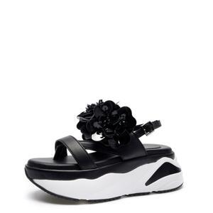 韩际新世界网上免税店-suecommabonnie-鞋-DG2AM21034BLK 370 (240)
