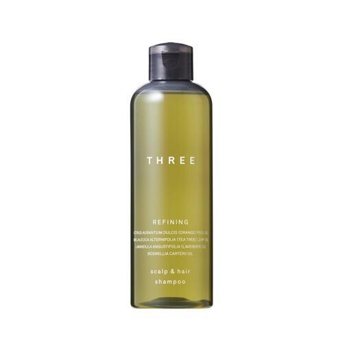 韩际新世界网上免税店-THREE--Scalp & Hair Refining Shampoo R 250ml 洗发水