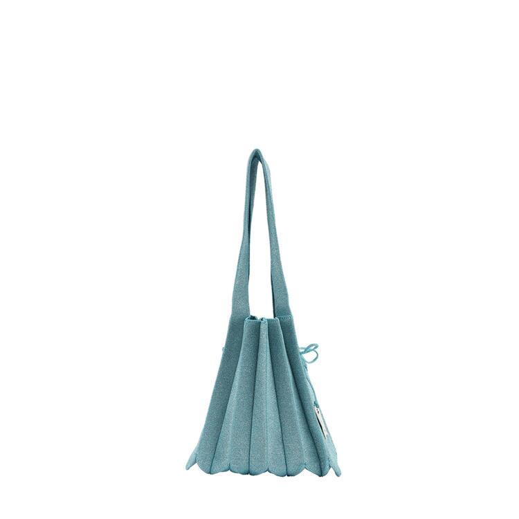 신세계인터넷면세점-조셉앤스테이시-캐주얼 가방-Lucky Pleats Knit S Starry Mint