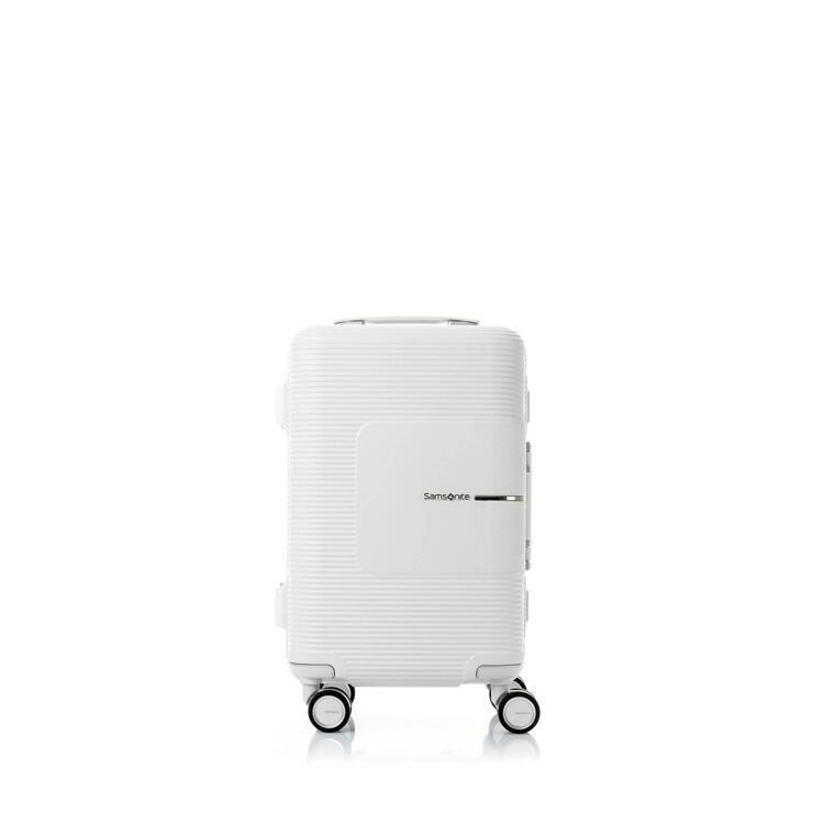 韩际新世界网上免税店-新秀丽-旅行箱包-GN465001(A) TRI-TECH SPINNER 55/20 FR MATTE WHITE 行李箱