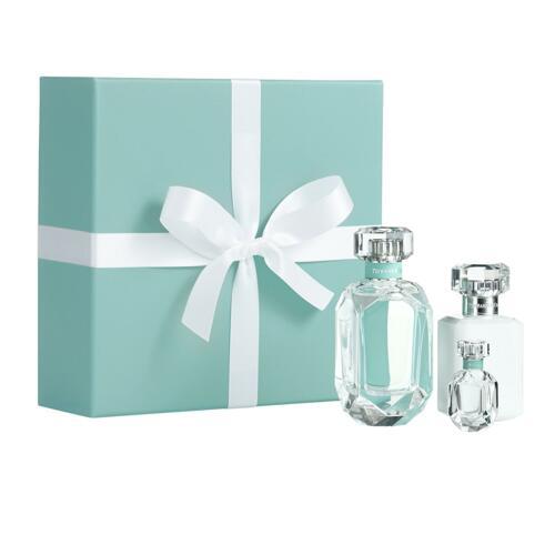 韩际新世界网上免税店-TIFFANY&CO--Tiffany Eau de Parfum Set 套装(香水75ml+迷你香水5ml+身体乳100ml)