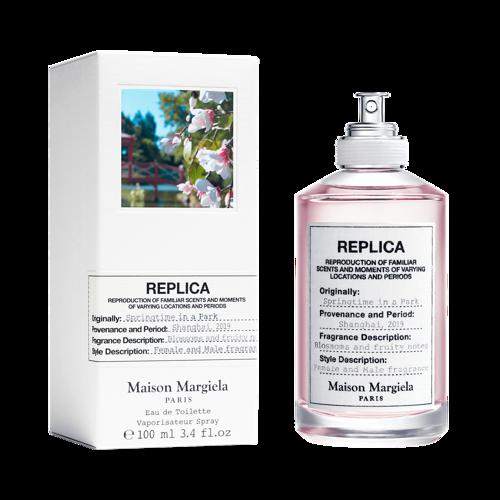 韩际新世界网上免税店-Maison Margiela 香氛--春日公园 淡香水 100ml