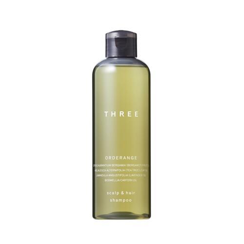 韩际新世界网上免税店-THREE--Scalp & Hair Orderange Shampoo R 250ml 洗发水