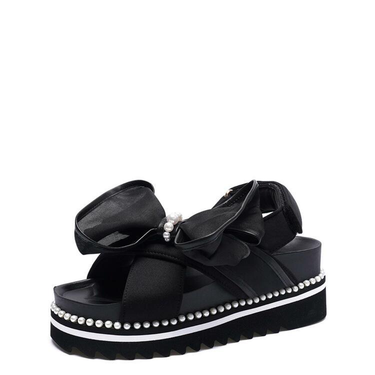 韩际新世界网上免税店-suecommabonnie-鞋-DG2AM21029BLK 350 (225)