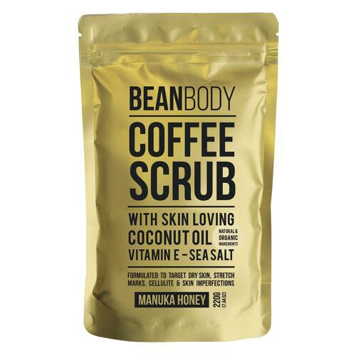 신세계인터넷면세점-빈 바디-Shower-Bath-COFFEE SCRUB MANUKA HONEY 220g