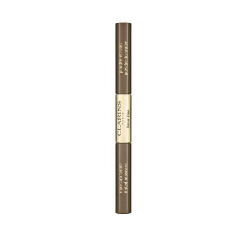 韩际新世界网上免税店-娇韵诗--Brow Duo 03 Cool brown 2.3ml 眉笔