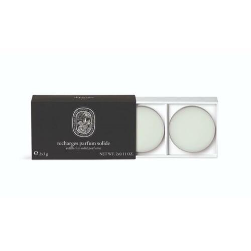 韩际新世界网上免税店-蒂普提克--Refill SOLID PERFUME - Eau Rose 固体香水替换装2件