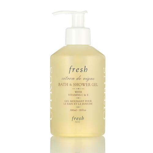 신세계인터넷면세점-프레쉬-Shower-Bath-Citron de Vigne Bath & Shower Gel 300ml