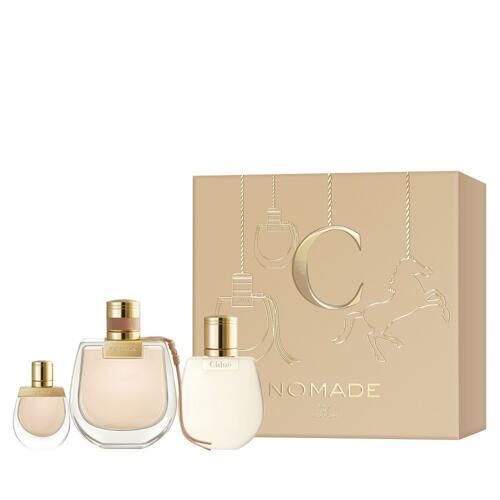 韩际新世界网上免税店-蔻依--CHLOE NOMADE XMAS SET 香水套装