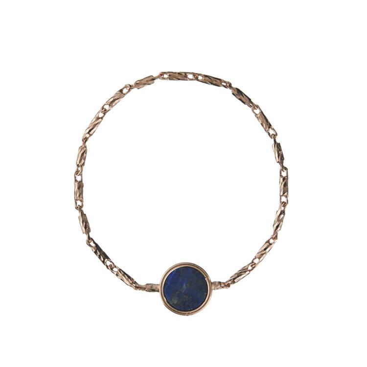 韩际新世界网上免税店-XTE-首饰-Arco_Blue_Ring55mm 戒指