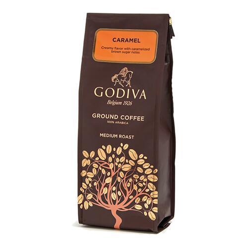韩际新世界网上免税店-歌帝梵-COFFEE-Caramel Coffee 284g 巧克力