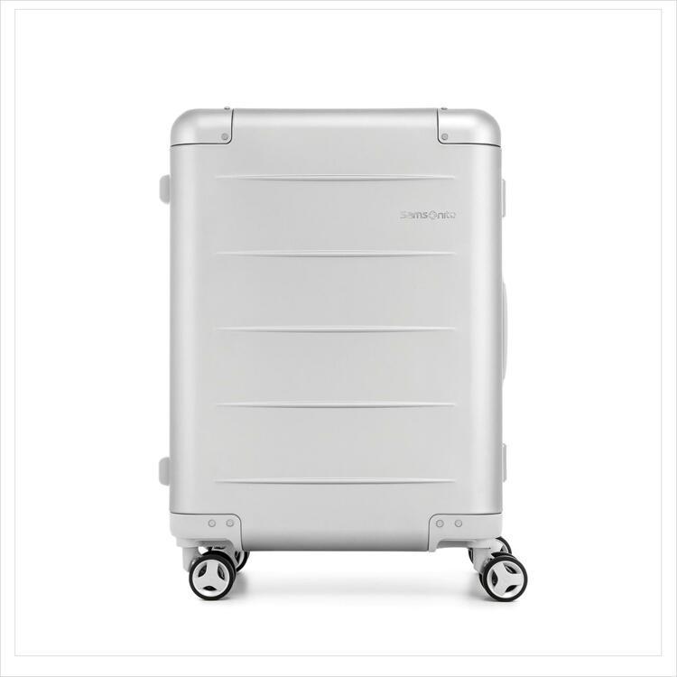 韩际新世界网上免税店-新秀丽-旅行箱包-GL645001(A) XYLEM 2.0 SPINNER 55/20 FR ALUMINIUM 行李箱