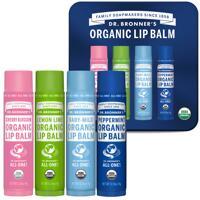 韩际新世界网上免税店-布朗博士--ORGANIC LIP BALM SET - BLUE 润唇膏
