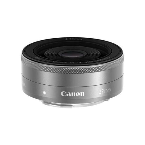 신세계인터넷면세점-캐논-CameraAcc-EF-M 22mm f/2 STM (Silver)