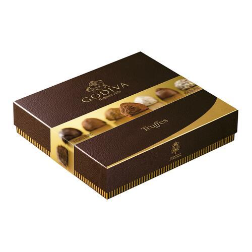 韩际新世界网上免税店-歌帝梵-CHOCOLATE_SWEETS-Signature Truffes 16pcs 230g 巧克力