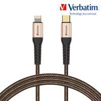 신세계인터넷면세점-버바팀-Charger-Cable-C-to-라이트닝 케이블 120cm 케블라 골드