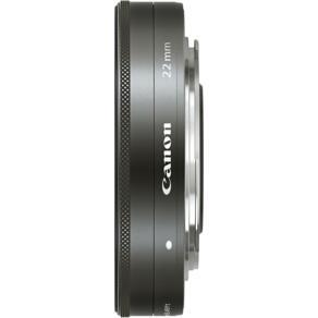 EF-M 22mm f/2 STM (Black)