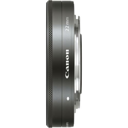 신세계인터넷면세점-캐논-CameraAcc-EF-M 22mm f/2 STM (Black)