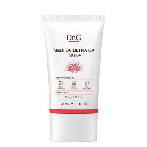 韩际新世界网上免税店-Dr.G--MEDI UV ULTRA UP SUN PLUS 防晒霜 50ml