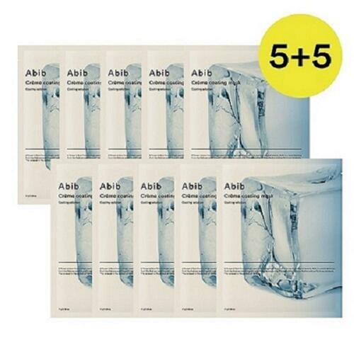 신세계인터넷면세점-아비브--크림 코팅 마스크 쿨링 솔루션 5EA+5EA