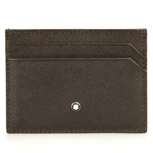 신세계인터넷면세점-몽블랑-지갑-U0114604 (사토리얼 5cc 카드 지갑 #다크브라운)