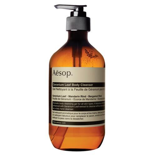 신세계인터넷면세점-이솝-Shower-Bath-Geranium Leaf Body Cleanser 500mL