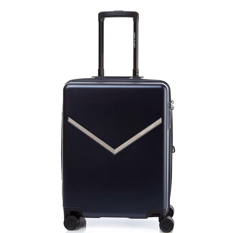 신세계인터넷면세점-럭키플래닛-여행용가방-바이브 캐리어 네이비 21