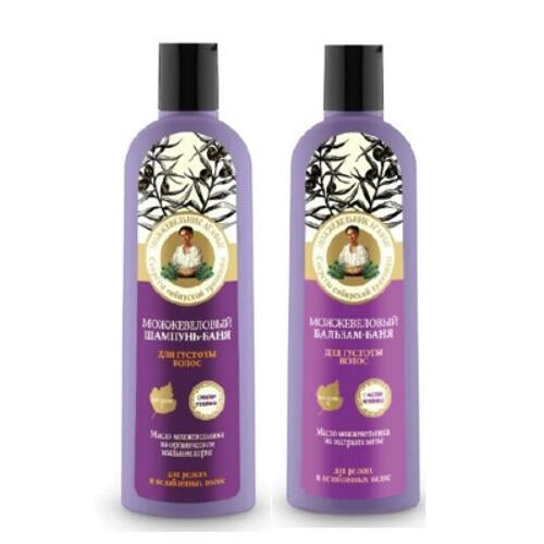 韩际新世界网上免税店-AGAFIA`S RECIPES--AGAFIA JUNIFER HAIR SET 洗发套装