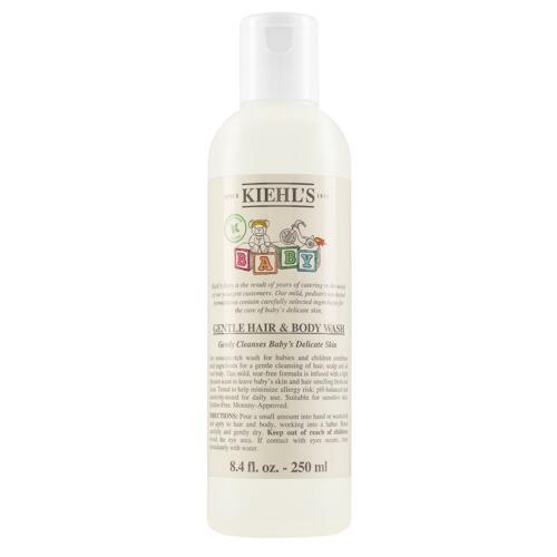 신세계인터넷면세점-키엘-Shower-Bath-BABY HAIR & BODY WASH 250ML