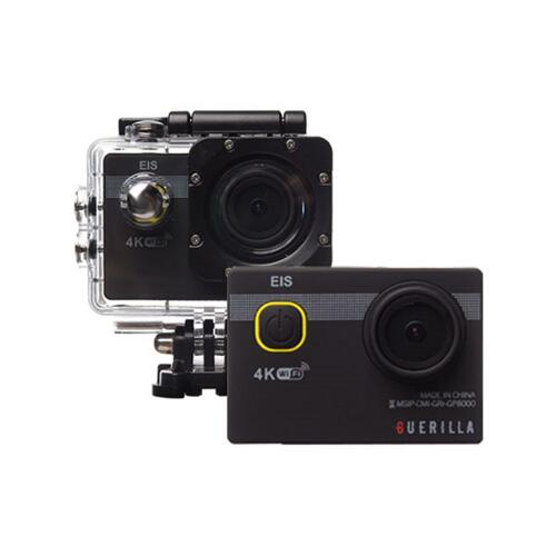 신세계인터넷면세점-게릴라-ActionCam-액션캠 프로-8500(4K/30M방수/손떨림방지)