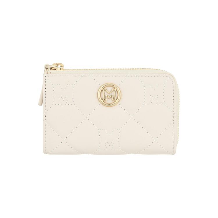 韩际新世界网上免税店-METROCITY-钱包-M201WQ2753I  短款钱包 Ivory
