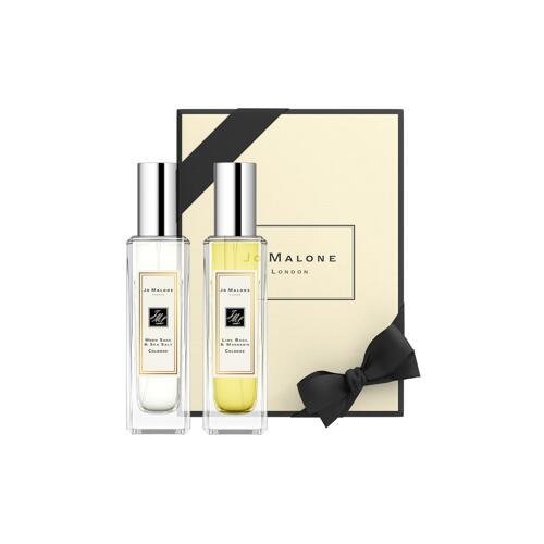 韩际新世界网上免税店-祖玛珑--香水系列2件组 ─鼠尾草与海盐和青柠罗勒与柑橘 2x30ml