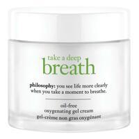 韩际新世界网上免税店-自然哲理-基础护肤-Take a deep breath (oil-free oxygenating gel cream)