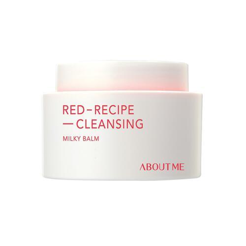 韩际新世界网上免税店-ABOUT ME--RED RECIPE CLEANSING MILKY BALM 卸妆膏 90ml