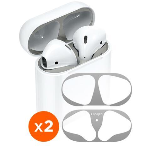韩际新世界网上免税店-SPIGEN-SMART DEVICE ACC-Airpods 防铁粉贴纸 Shine Shield